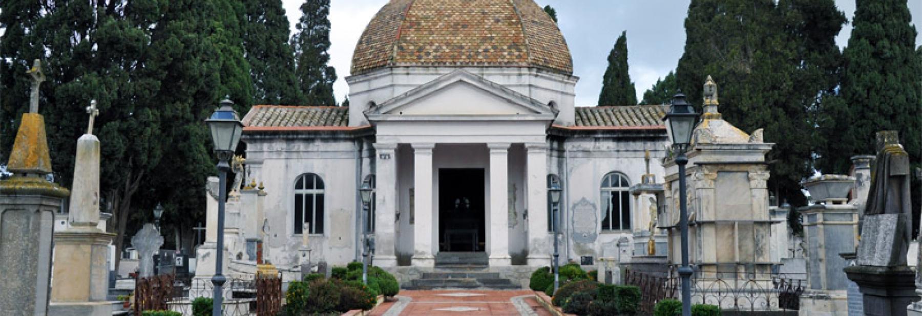 Cimitero vecchio, Serramanna