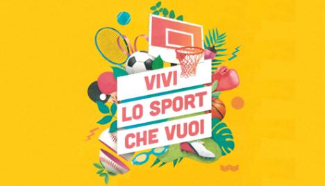 giornata nazionale sport 2018