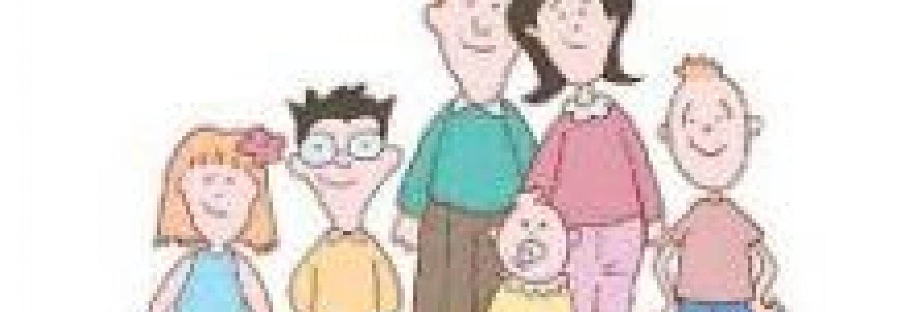 disegno famiglia
