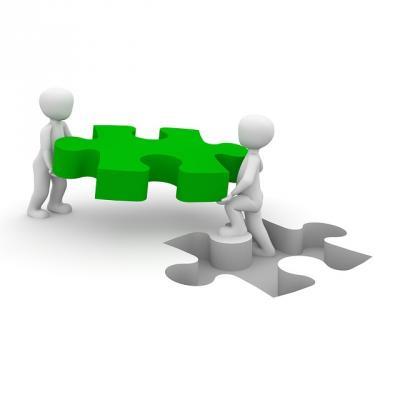 puzzle solidarietà