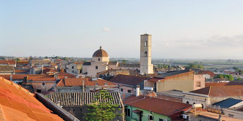 San Leonardo, Serramanna